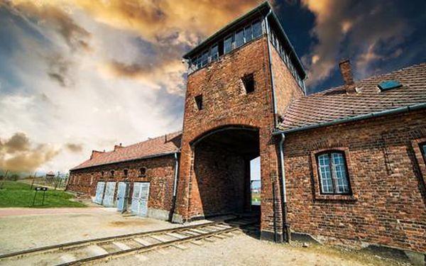 1denní zájezd do Krakova, Osvětimi a Březinky s možností návštěvy solných dolů ve Wieliczce