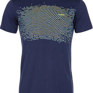 MAKAR pánské triko/krátký rukáv modrá