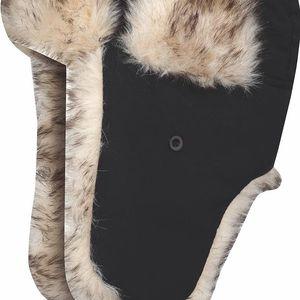 Zimní čepice ZIMINA1 černá 52