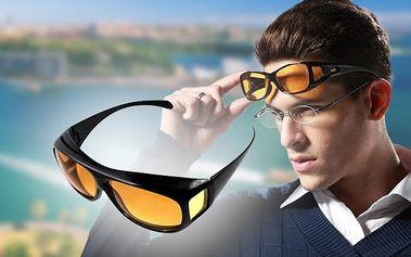 Brýle pro řidiče 2 ks