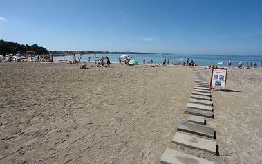 Chorvatsko - Zaton Holiday Resort - mobilní domky - Riviéra Zadar / bez stravy, vlastní doprava, 13 nocí, 6 osob