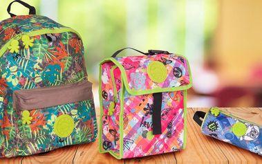 Stylová zavazadla pro školáky i malé výletníky