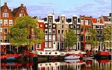 Navštivte největší mořský park v Evropě, krásné město Amsterdam i unikátní skanzen Zaanse Schans.
