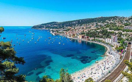5denní poznávací zájezd do Provence včetně ubytování v hotelu pro 1 osobu