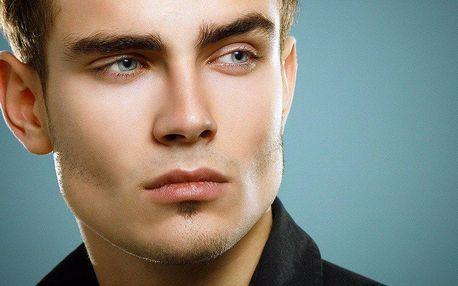 Kosmetická péče pro muže v délce 60 minut