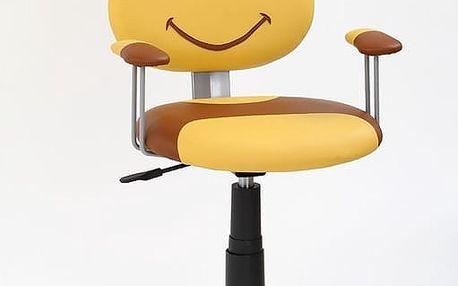 Dětská židle KUBUŠ