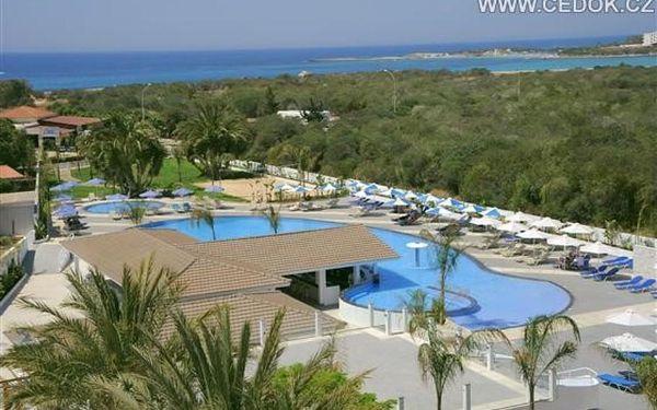 Kypr, Ayia Napa, letecky na 8 dní s polopenzí