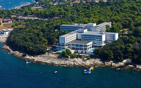 Chorvatsko - Pula na 8 až 10 dní, polopenze nebo snídaně s dopravou vlastní