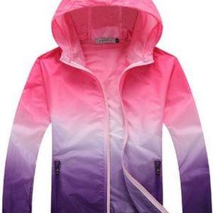 Lehká podzimní bunda - S-4XL - 4 barvy !!