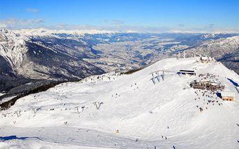 Hotel Garden - 6denní lyžařský balíček s denním přejezdem, dítě do 7,99 za cenu dopravy, Itálie, Dolomiti Adamello Brenta - Trentino, 6 dní, Autobus, Polopenze, Alespoň 3 ★★★, sleva 0 %
