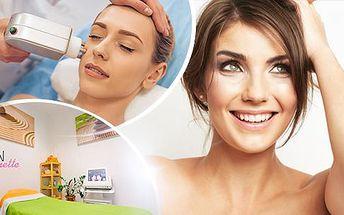 Ultherapy - ultrazvukové liftingové ošetření HIFU face: obličej, krk, dekolt i podbradek