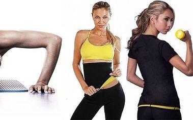 Neoprenové kalhoty, podprsenka nebo pás na hubnutí
