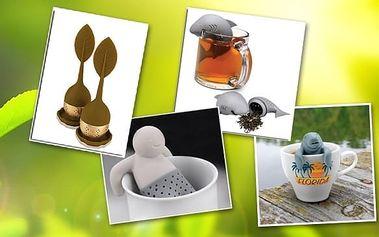 Originální čajové sítka - různé druhy