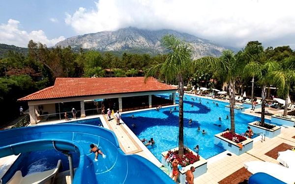 Turecko, Kemer, letecky na 4 dny s all inclusive