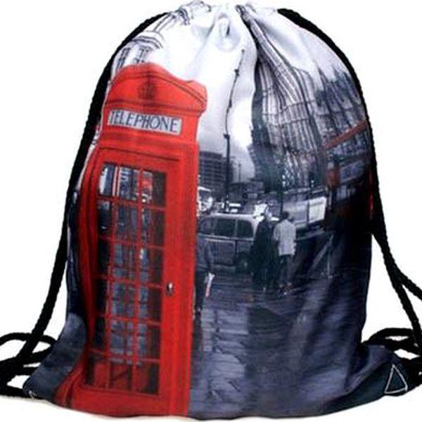 Vak na záda 25 Londýn MyBestHome 41x32 cm