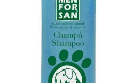 Přírodní šampon eliminující zápach psí srsti 300 ml
