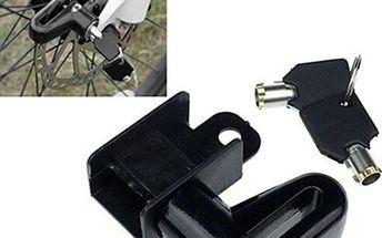 Zámek na kolo či motorku
