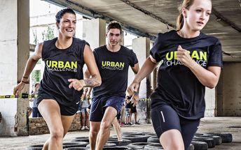Urban Challenge – překážkový běh pro každého