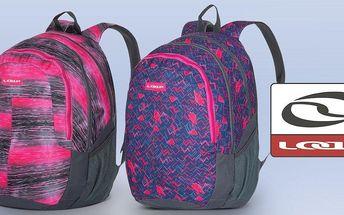Školní batohy LOAP s pevnými zády