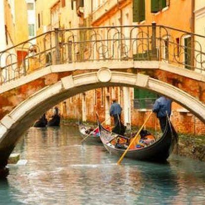 Pobyt pro 2 osoby ve 3* hotelu u Benátek se snídaní v romantickém prostředí