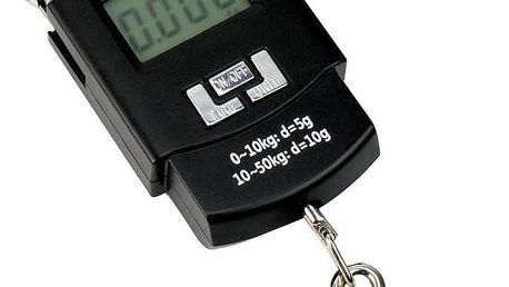 Závěsná digitální váha