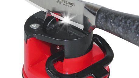 Brousek na nože s přísavkou