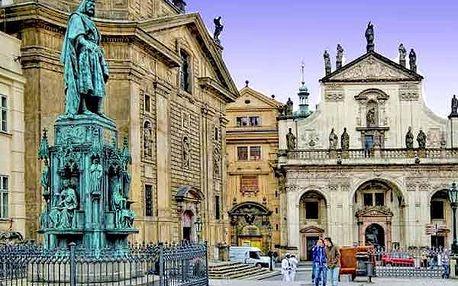 Koncert klasické hudby při svíčkách v Praze