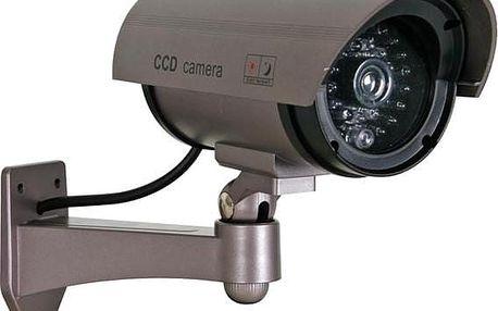 Atrapa kamery – pro vnitřní i vnější používání