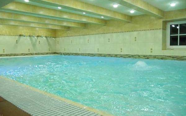 Wellness pobyt pro 2v Mountain Resortu Morávka
