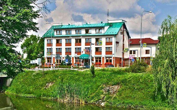 Nabité pobyty v Moravském krasu s polopenzí