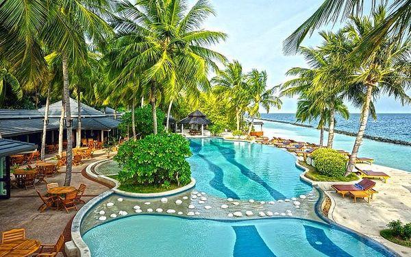 Maledivy - na 8 až 10 dní, polopenze nebo snídaně s dopravou letecky z Prahy