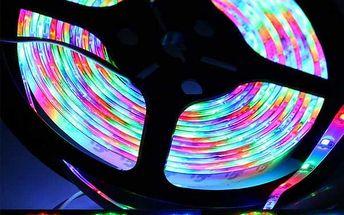 LED pásky s příslušenstvím levně