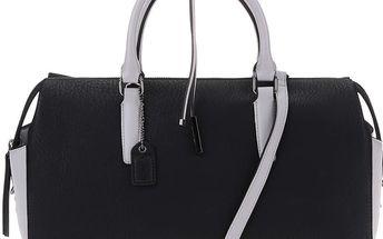 Šedo-černá kabelka Clarks Milang Chic
