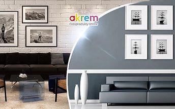 Maxi fotografie: 3 rozměry, tisk na výšku či šířku nebo velkoplošné fotky A4 nebo A3