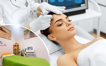 1 nebo 3 ošetření obličeje: radiofrekvenční lifting přístrojem z medicíny Rf Perfect