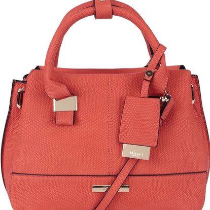 Oranžovočervená kabelka do ruky Dune London Dinidawsons
