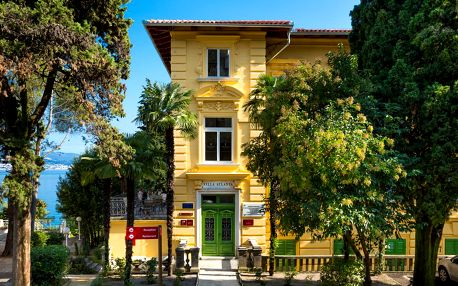 Chorvatsko - Remisens Villa Atlanta - Riviéra Opatija / bez stravy, vlastní doprava, 13 nocí, 6 osob