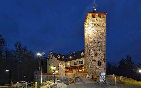 Pobyt pro 2 osoby v hotelu Liberecká výšina