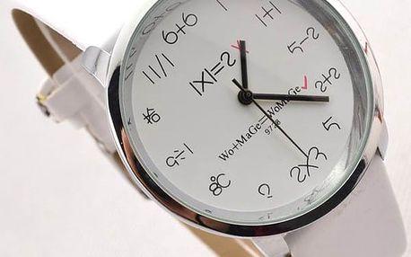 Unisex hodinky pro matematiky