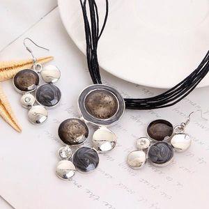 Sada barevných šperků - 6 variant - poštovné zdarma
