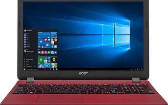 Acer Aspire ES15 (ES1-531-P960) (NX.MZ9EC.005) červený