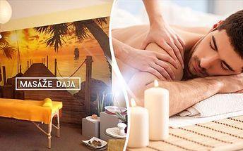 Tantrická masáž: motýlí kvítek na 60, 90 nebo 120 minut, Praha 4 - Libuše