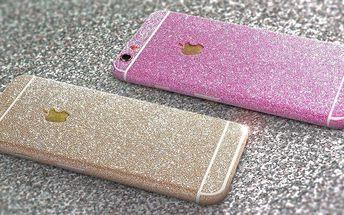 Designové ochranné polepy pro iPhone a Samsung
