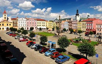 3–6denní pobyt s polopenzí pro 2 osoby u Adršpašských skal v hotelu Praha***