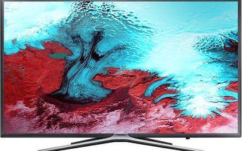 Televize Samsung UE40K5572 titanium + Doprava zdarma