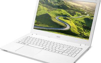 """Acer Ntb Aspire E15 (E5-573G-56BK) i5-4210U, 8GB, 1TB, 15.6"""", HD, DVDR/RW, nVidia 920M, 2GB, BT, CAM, W10 - bílý"""