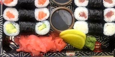 Sushi delivery Dejvice
