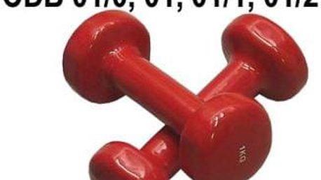 Činky jednoruční 2 x 2kg