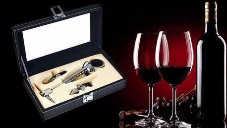 Dárková sada náčiní pro milovníky vína