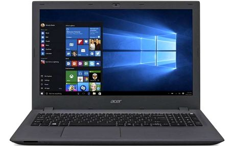 "Acer Aspire E15 (E5-552G-F9JL) AMD FX-8800P/4GB/1TB+N/DVDRW/AMD Radeon R7 M360 2GB/15.6""FHD matný/BT/W10 Home/Charcoal G"